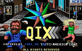 Qix  image
