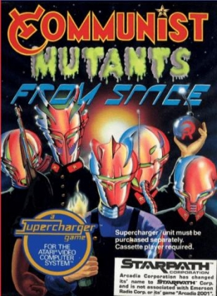 COMMUNIST MUTANTS FROM SPACE [USA] image