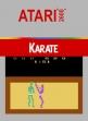 Логотип Emulators KARATE [USA]