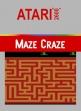 logo Emulators MAZE CRAZE : A GAME OF COPS 'N ROBBERS, MAZE MANIA, A GAME OF COPS 'N  [USA]