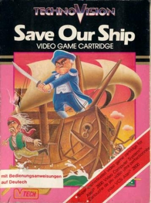 SAVE OUR SHIP [EUROPE] image