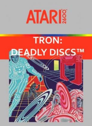 TRON : DEADLY DISCS [USA] image