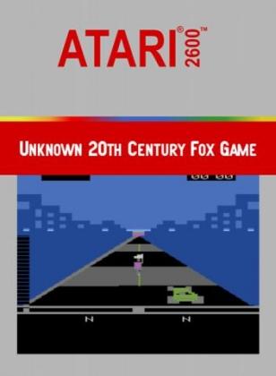 UNKNOWN 20TH CENTURY FOX GAME [USA] (PROTO) image