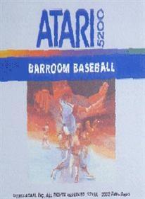 Barroom Baseball (USA) (Proto) image