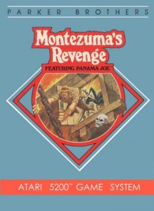 Montezuma's Revenge featuring Panama Joe (USA) image