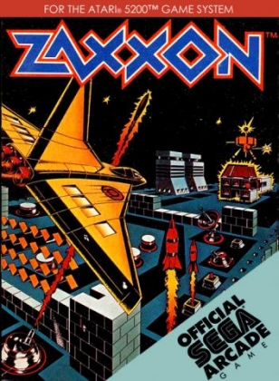 Zaxxon (USA) image