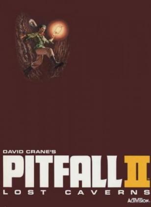 DAVID CRANE'S PITFALL II : LOST CAVERNS [USA] image