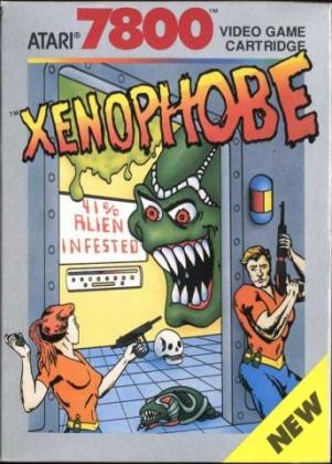 XENOPHOBE [USA] image