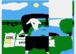 Логотип Emulators BAA, BAA, BLACK SHEEP [XEX]