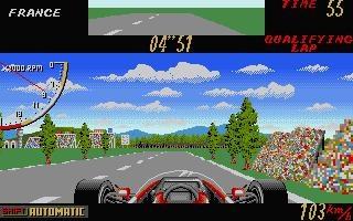 SUPER MONACO GP [STX] image