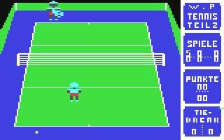 W.P Tennis II image