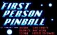 logo Emulators 1st Person Pinball (1989)