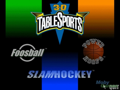 3-D TableSports (1996) image