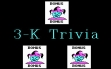 Logo Emulateurs 3-K TRIVIA