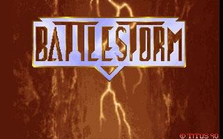 Battlestorm (1990) image