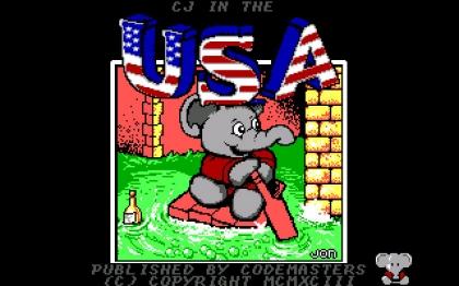 CJ in the USA (1993) image