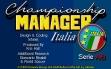 logo Emuladores Championship Manager Italia (1993)