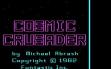 Logo Emulateurs Cosmic Crusader (1982)
