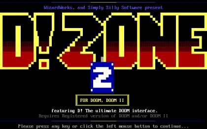 D!Zone 2 (1995) image