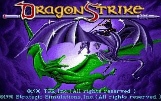 DragonStrike (1990) image