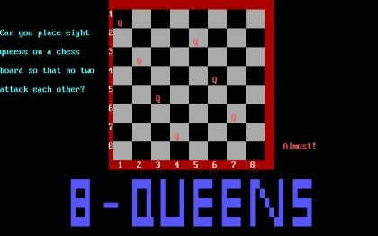 Eight Queens (1986) image