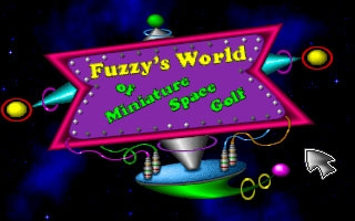 Fuzzy's World of Miniature Space Golf (1995) image