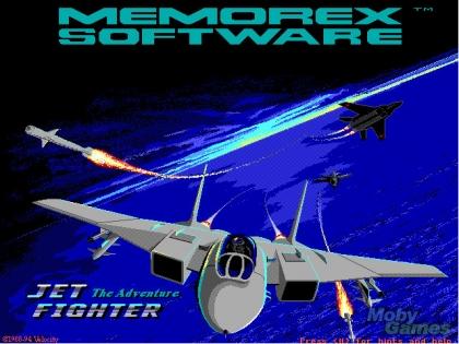 JetFighter The Adventure (1988) image