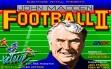 logo Emulators John Madden Football II (1991)