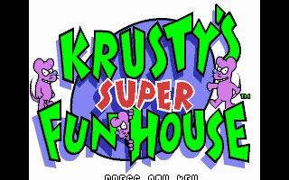 Krusty's Fun House (1992) image