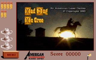 Mad Dog McCree (1993) image