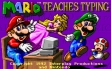 Logo Emulateurs Mario Teaches Typing (1992)