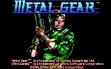 logo Emuladores Metal Gear (1990)