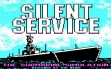 logo Emulators Silent Service (1985)
