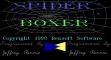 logo Emuladores Spider Boxer (1993)