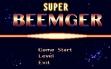 logo Emulators Super Beemger (1994)