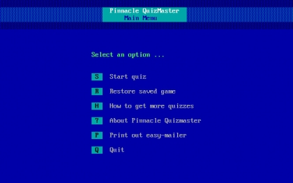 Ultra-Quiz (1992) image