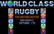 Логотип Emulators World Class Rugby (1992)