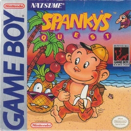 Spanky's Quest (Europe) image