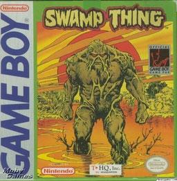 Swamp Thing (USA, Europe) image