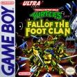 Логотип Emulators Teenage Mutant Ninja Turtles - Fall of the Foot Clan (USA)