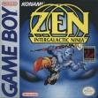 Логотип Emulators Zen - Intergalactic Ninja (Europe)