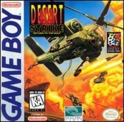 Desert Strike - Return to the Gulf (Europe) (SGB Enhanced) image