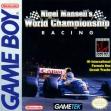 Логотип Emulators Nigel Mansell's World Championship (USA)