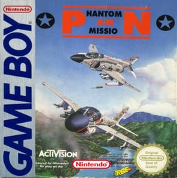 Phantom Air Mission (Europe) image