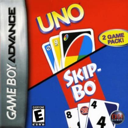 2 Game Pack! : Uno + Skip-Bo [USA] image