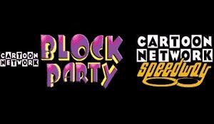 2 Games in 1 : Cartoon Network Block Party + Cartoon Network Speedway [USA] image