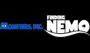 2 Games in 1 : Die Monster AG + Findet Nemo [Germany] image