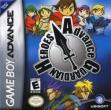 Логотип Emulators Advance Guardian Heroes [USA]