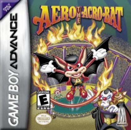 Aero the Acro-Bat [Europe] image