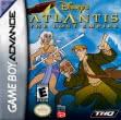 logo Emulators Atlantis: The Lost Empire [USA]